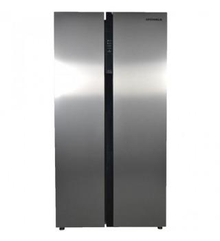 Холодильник Grunhelm GNB-180MLX side-by-Side